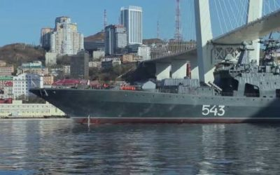 "bpk marshal shaposhnikov vtorye ispytaniya — {:ru}Фрегат ""Маршал Шапошников"" - вторые ходовые испытания{:}{:en}Frigate ""Marshal Shaposhnikov"" - second sea trials{:}"