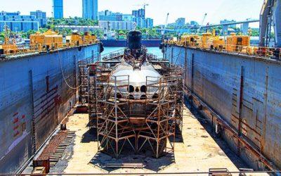 "dalzavod zavershil remont ust bolshereck — {:ru}«Дальзавод» завершил ремонт подводной лодки «Усть-Большерецк»{:}{:en}""Dalzavod"" completed the repair of the ""Ust-Bolsheretsk"" submarine{:}"