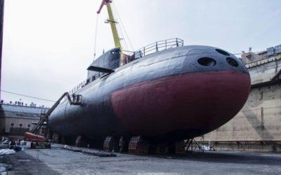 """komsomolsk na amure — {:ru}ДЭПЛ Б-187 """"Комсомольск-на-Амуре""""{:}{:en}Diesel-electric submarine B-187 """"Komsomolsk-na-Amure""""{:}"""