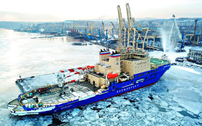 ledokol 2 — Ледокол «Новороссийск» встанет на доковый ремонт на «Дальзаводе»
