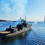 "marshal shaposhnikov vtoroj etap ispytanij — {:ru}«Дальзавод» вывел модернизированный фрегат «Маршал Шапошников» на второй этап заводских ходовых испытаний{:}{:en}""Dalzavod"" brought the modernized frigate ""Marshal Shaposhnikov"" to the second stage of factory sea trials{:}"
