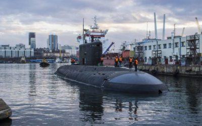 """nurlat — {:ru}ДЭПЛ Б-394 Нурлат{:}{:en}Diesel-electric submarine B-394 """"Nurlat""""{:}"""