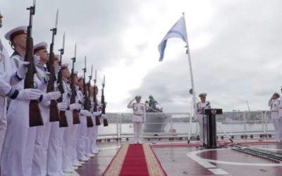 prazdnovanie dnya vmf — {:ru}День ВМФ{:}{:en}Navy Day{:}